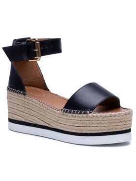 See By Chloé See By Chloé Espadrilles SB32201A Schwarz