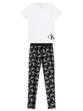 Calvin Klein Calvin Klein Piżama G80G800458 Biały