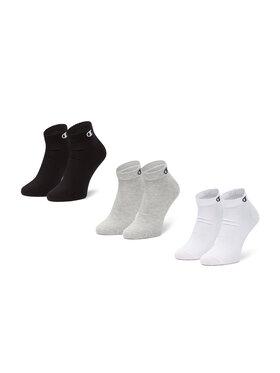 Champion Champion Комплект 3 чифта къси чорапи унисекс CH0008QH-8WU Цветен