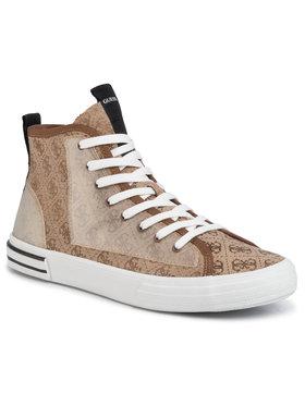 Guess Guess Laisvalaikio batai Nettuno Hi FM6NTH FAL12 Ruda