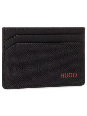 Hugo Hugo Kreditinių kortelių dėklas Austen_S 50443038 10232340 01 Juoda