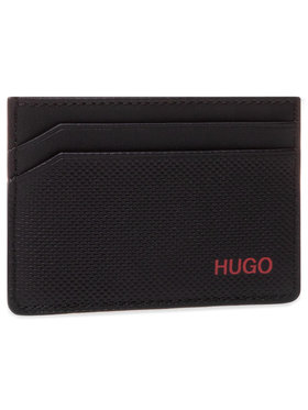 Hugo Hugo Kreditkartenetui Austen_S 50443038 10232340 01 Schwarz