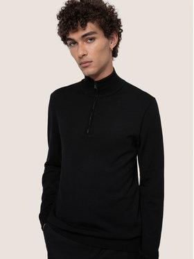 Hugo Hugo Sweater San Gottardo 2 50435691 Fekete Slim Fit