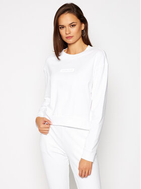 Calvin Klein Performance Calvin Klein Performance Felpa 00GWF0W348 Bianco Regular Fit