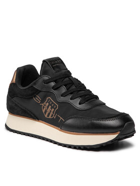 Gant Gant Sneakersy Bevinda 23531027 Čierna