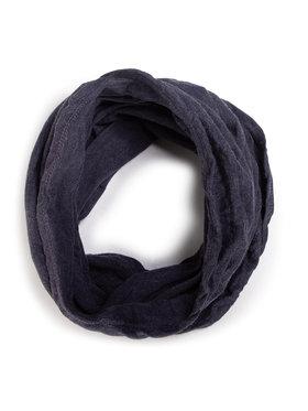 Buff Buff Écharpe tube Mideweight Merino Wool 113022.779.10.00 Bleu marine