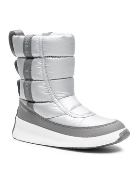Sorel Sorel Čizme za snijeg Out N About Puffy Mid NL3394 Siva