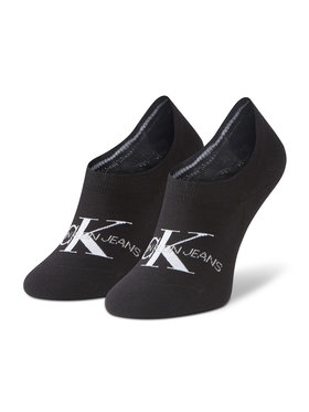 Calvin Klein Jeans Calvin Klein Jeans Ponožky Krátke Dámske 100001769 Čierna