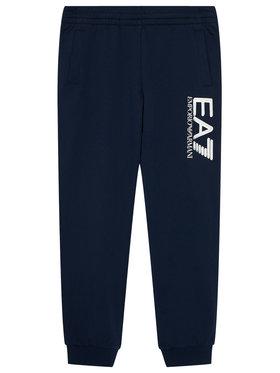EA7 Emporio Armani EA7 Emporio Armani Teplákové kalhoty 6KBP53 BJ05Z 1554 Tmavomodrá Regular Fit