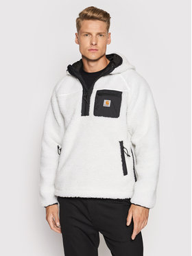 Carhartt WIP Carhartt WIP Anorak jakna Prentis I027123 Bijela Regular Fit