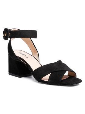 Furla Furla Sandale Cross YD98FCR-C10000-O6000-1-007-20-IT Negru