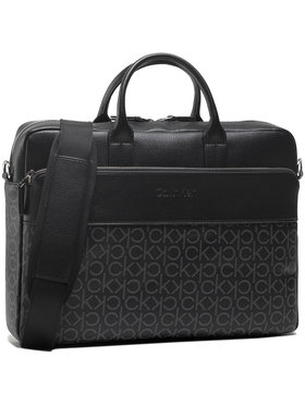 Calvin Klein Calvin Klein Taška na laptop Laptop Bag W/Pckt K50K506592 Čierna