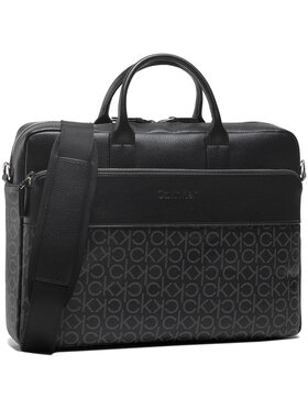 Calvin Klein Calvin Klein Τσάντα για laptop Laptop Bag W/Pckt K50K506592 Μαύρο