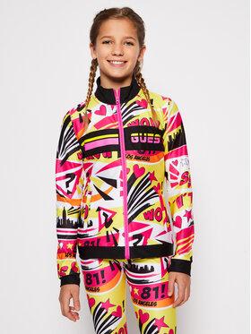 Guess Guess Sweatshirt J1RQ15 MC01P Multicolore Regular Fit