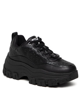 Guess Guess Sneakers FL8BNI SMA12 Negru