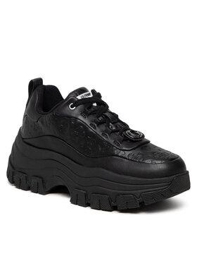 Guess Guess Sneakersy FL8BNI SMA12 Čierna