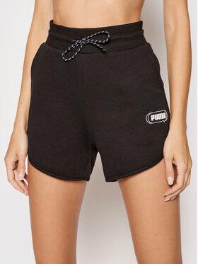 Puma Puma Sportske kratke hlače Rebel 585817 Crna Regular Fit