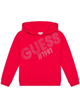 Guess Guess Bluza J1YQ01 KA6V0 Różowy