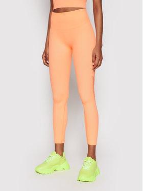 DKNY Sport DKNY Sport Leggings DP1P2594 Orange Slim Fit