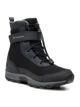 Columbia Columbia Bottes de neige Youth Hyper-Boreal™ Omni-Heat™ Wp BY0127 Noir