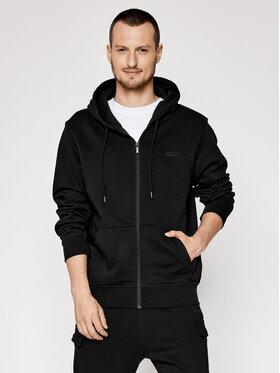 Sprandi Sprandi Sweatshirt SS21-BLM004 Schwarz Regular Fit