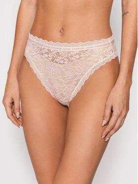 Calvin Klein Underwear Calvin Klein Underwear Figi brazylijskie 000QF6678E Różowy