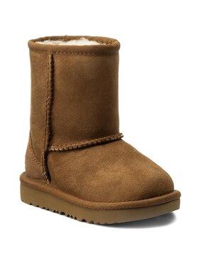 Ugg Ugg Pantofi T Classic II 1017703T Maro