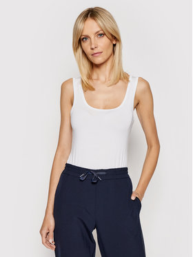 Joop! Joop! Marškinėliai 621003 Balta Slim Fit