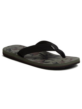 Billabong Billabong Flip flop All Day Theme S5FF08BIP0 Negru