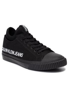 Calvin Klein Jeans Calvin Klein Jeans Teniși Icarus B4S0114 Negru