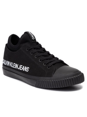 Calvin Klein Jeans Calvin Klein Jeans Tornacipő Icarus B4S0114 Fekete