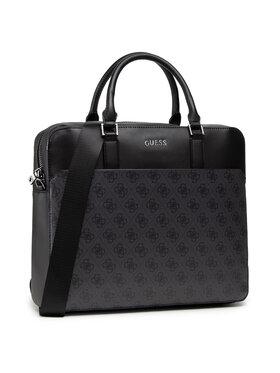 Guess Guess Τσάντα για laptop Vezzola Smart HMEVEZ P1213 Μαύρο