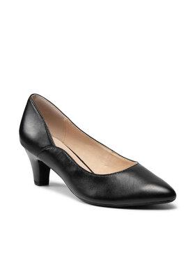 Caprice Caprice Κλειστά παπούτσια 9-22401-24 Μαύρο