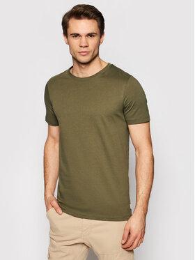 Jack&Jones Jack&Jones T-Shirt Orrganic Basic 12156101 Πράσινο Slim Fit
