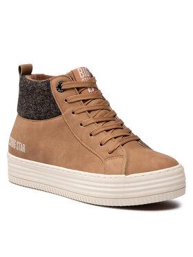 BIG STAR BIG STAR Sneakersy II274145 Hnedá
