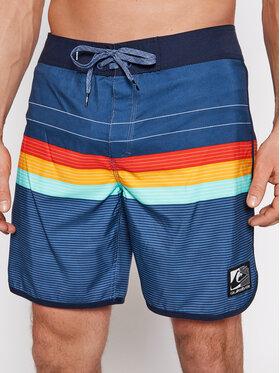 Quiksilver Quiksilver Pantaloni scurți pentru înot Everyday More Core 18 EQYBS04586 Colorat Regular Fit