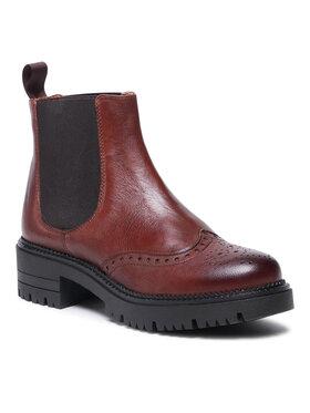 Solo Femme Solo Femme Chelsea cipele 10503-02-M46/000-13-00 Crna
