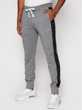 Champion Champion Pantalon jogging 214787 Gris Custom Fit