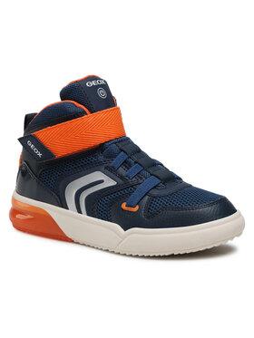 Geox Geox Sneakersy J Grayjay B. C J159YC 014BU C0659 D Tmavomodrá