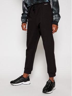 Pinko Pinko Teplákové nohavice Addams 1N12Y0 Y75F Z99 Čierna Regular Fit