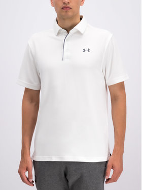 Under Armour Under Armour Polokošile UA Tech 1290140 Bílá Regular Fit