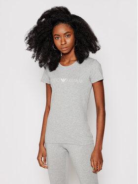 Emporio Armani Underwear Emporio Armani Underwear T-Shirt 163139 1P227 00948 Szary Regular Fit