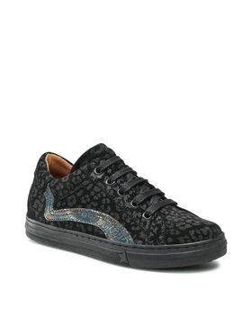 Froddo Froddo Πάνινα παπούτσια G3130183 S Μαύρο