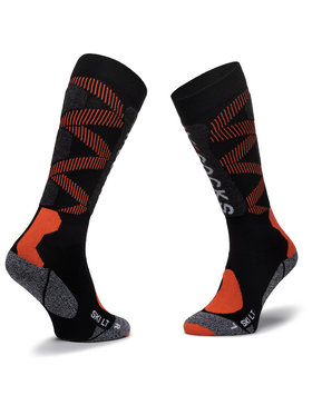 X-Socks X-Socks Klasické ponožky Unisex Ski Light 4.0 XSSSKLW19U Šedá