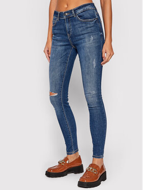 Noisy May Noisy May Jeans Lucy 27017960 Blu Skinny Fit