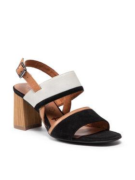 Tamaris Tamaris Sandále 1-28384-26 Čierna
