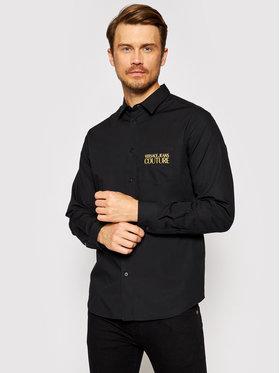 Versace Jeans Couture Versace Jeans Couture Košile Pocket Emb Logo 71UP200 Černá Regular Fit
