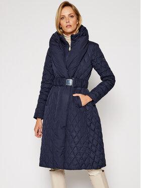 Guess Guess Zimní kabát Wallis W0BL05 WDEY0 Tmavomodrá Regular Fit