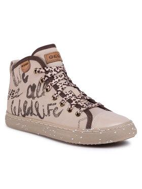 Geox Geox Sneakers J Kilwi G. F J02D5F 000ZB C5000 M Beige