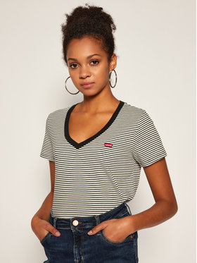 Levi's® Levi's® T-Shirt Perfect V-Neck Tee 85341-0004 Bunt Regular Fit
